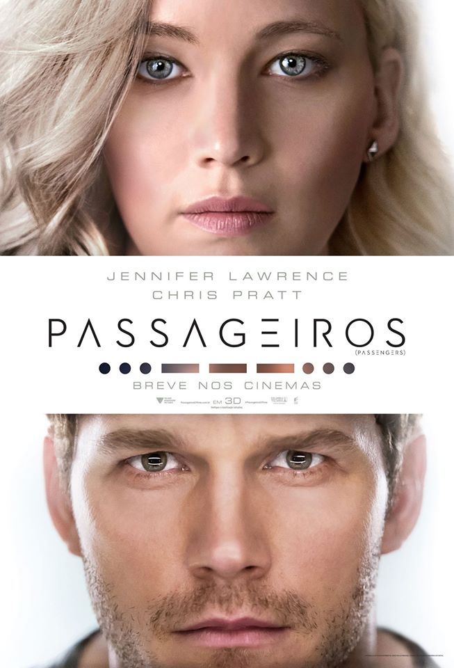 passageiros poster